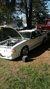 Awesome 1987 Foxbody mustang 5.0 135k