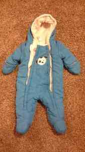 Snow suits for baby boy Kitchener / Waterloo Kitchener Area image 2