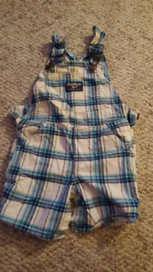 9 month overalls