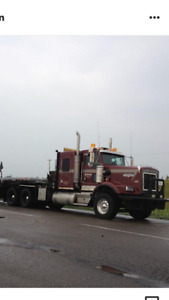 2007 C500 Kenworth Winch Tractor