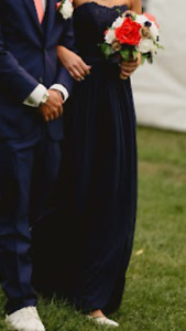 David's Bridal Bridesmaid Dress For Sale!