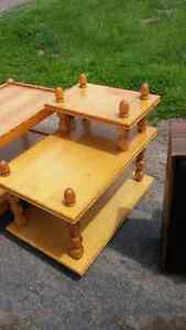 Selling a table
