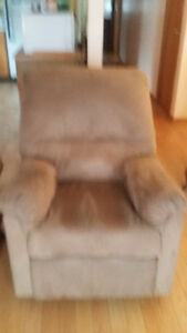 Recliner, Couch Love Seat
