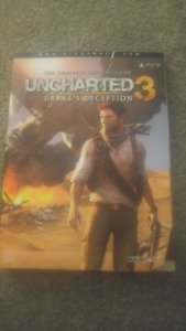 Uncharted 3 official guode