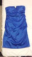 Robes de soirée (bleue, noire ou rose)