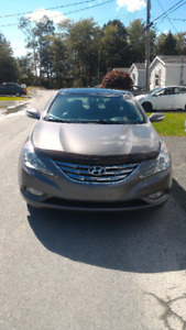 2012 Hyundai Sonata 2.0 L Limited Sedan