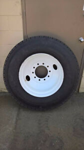 New 24.5 Wheel & Tire *Price Reduced*