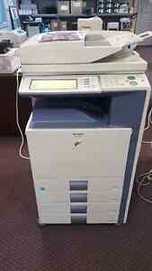 Sharp Color copier Colour Laser printer copy machine 11x17  A1