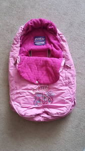 Baby Girl Bag for Strollers and Car Seats by Gusty