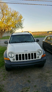 Jeep Liberty CRD Turbodiesel 2006