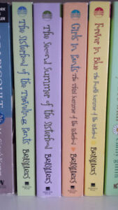 Assortment of Teen Book Collections