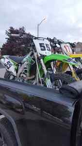 2009/2010 kx 450f fuel injected