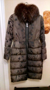 Moncler down woman's jacket