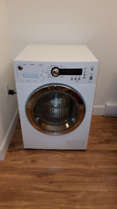 GE Front Washer and Dryer