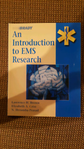 Intro to EMS textbook
