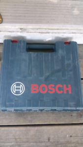 Bosch 18V Battery Charger and Drill Case