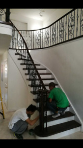 Flooring and Stairs Supply, Installation and Refinishing