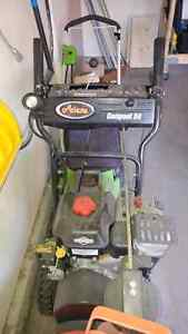 Perfect Snow Blower for sale