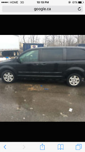 2008 Dodge Grand Caravan Cargo etested Minivan, Van