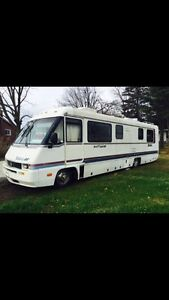 1989 CHEVROLET ITASCA 38' RV LOW MILAGE