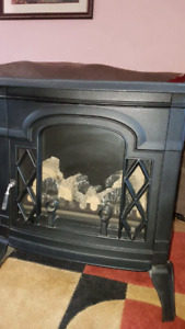 Electric Fireplace/Stove