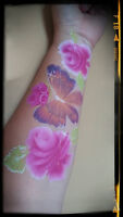 PROFESSIONAL FACE PAINTING & ENTERTAINMENT