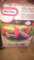 Bouncy house for rent or sale!