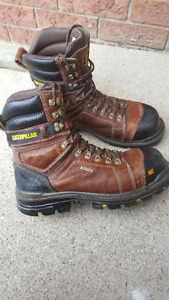 Caterpillar Size 11 Perfect Condition WorkBoots