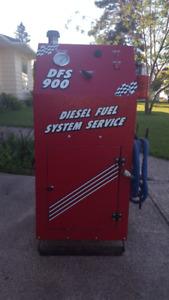 DFS 900 Diesel Engine Flushing Unit