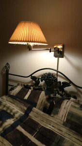 Wall Mounted Bedroon Tri Lamp