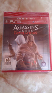 Assassin's Creed - brand new in plastic