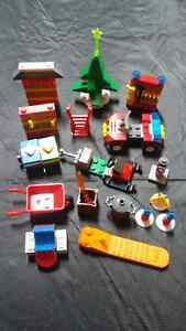 "LEGO CITY ""ADVENT CALENDAR FIGURES""!!! Windsor Region Ontario image 1"