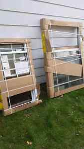 New windows for sale . Combo. 2 of them