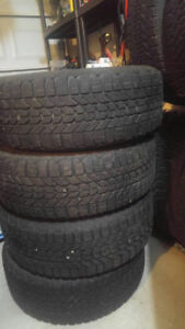 Nissan Altima Winter Tires with Rims