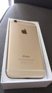IPHONE 6 FACTORY UNDLOCKED ROSE GLOD VERY GOOD CONDITION FOR SAL