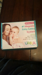 magnetic baby safety locks