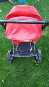 Peg Perego Booklet Stroller  Cambridge Kitchener Area image 3
