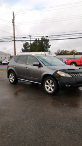 2007 Nissan Murano SE AWD leather, sunroof, fully loaded SUV