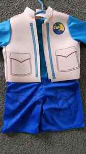 Kids Diego Costume Size 4/5 Cambridge Kitchener Area image 2