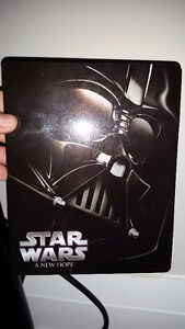 Star Wars A New Hope Blu-Ray
