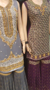 BEAUTIFUL PAKISTANI/INDIAN WEDDING,PARTY,CASUAL WEAR.