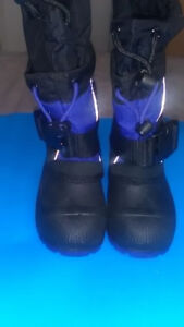 boot hiver taille 8