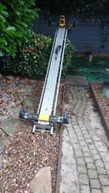 Van ladder storage Rhino safestow