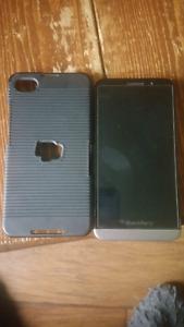 2 blackberry z30