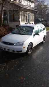 07 ford focus beater