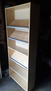 Industrial Office bookshelf/pamphlet - Excellent Condition