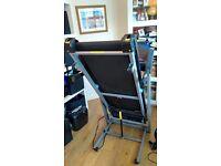 Pro fitness motor treadmill