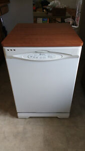 Portable Maytag dishwasher