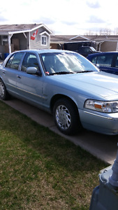 2007 Ford Grand Marquis Low Mileage