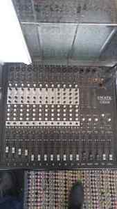 Crate 12 channel mixer